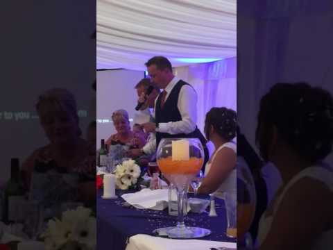 Daniel and Becky 16.09.2016 - groom speech