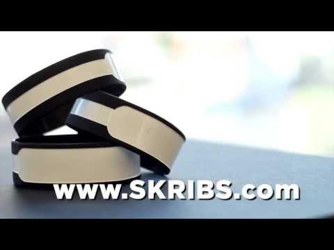 introducing-skribs-customizable-wristbands-(walmart-get-on-the-shelf-entry-2013)