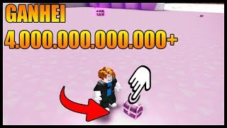 ONE CLICK AND EARN TRILLIONS IN PET SIMULATOR BY DOING THIS!! Roblox