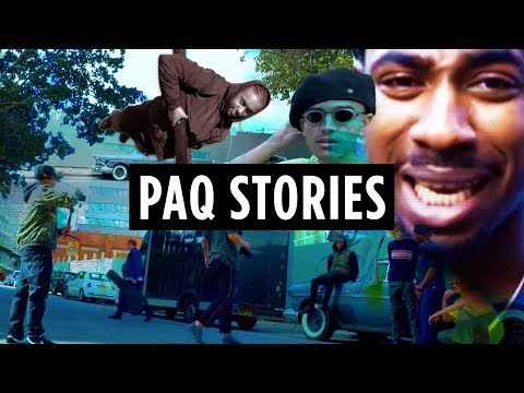 PAQ Stories:  Photoshoot with Pause Magazine and Flying to New York