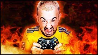 EL JUGADOR MAS AGRESIVO Y LOCO DE FIFA 20 *se enfada mucho*