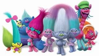 Trolls Soundtrack - Can't Stop The Feeling - Justin Timberlake