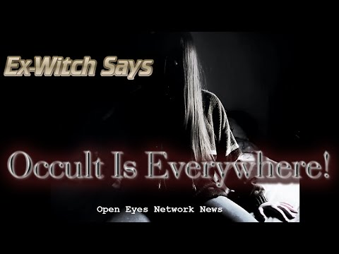 Ex Witch Says Occult is Everywhere and Satan is Inside of You – Demon Possession