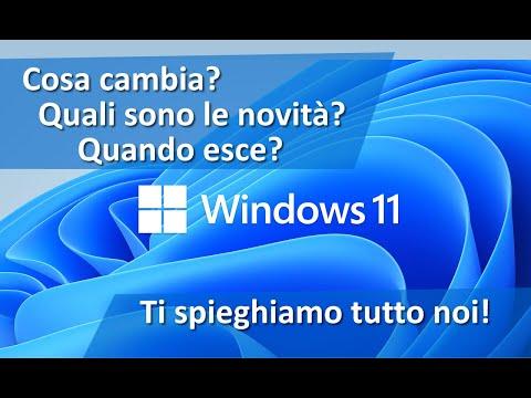In arrivo Windows 11 - Cosa cambia, quali novità, compatibilità applicazioni Android e Multi Desktop