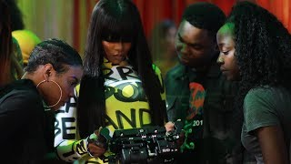 Tiwa Savage - Tiwa's Vibe Behind The Scenes