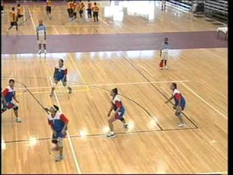 South Pacific Games  2003 Volleyball Women