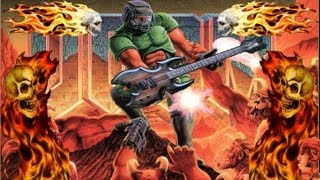Doom 2 Soundtrack ( The Crusher Metal Version Level #5 )