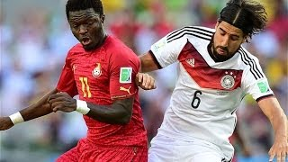 FİFA 2014 WORLD CUP - Almanya 1 - 0 Gana Maç Özeti