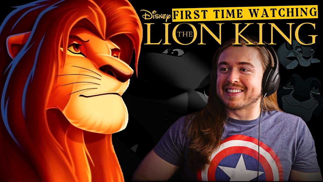 Download The Lion King (1994) Reaction: FIRST TIME WATCHING