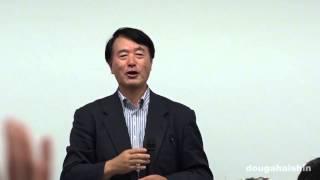 左巻健男さん講演『「健康食品」のウソ、ホント―目からウロコのサプリの真実―』