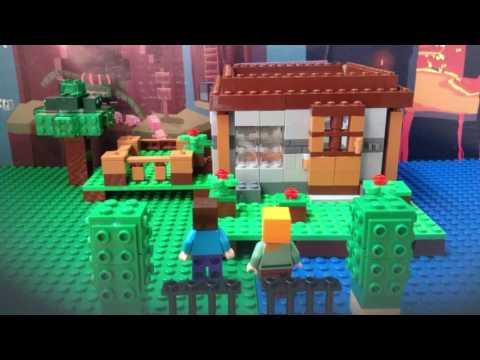 """Steve and Alex vs Ender Dragon"" by Benton & Farris @ Hopi Elementary School"