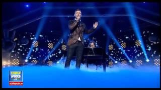 Mihai Chitu (Lara Fabian) - Caruso - The Voice(Romania) - Winner