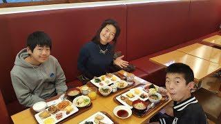 食べ放題 その① 鰻ご飯 浜松餃子 朝食バイキング!!
