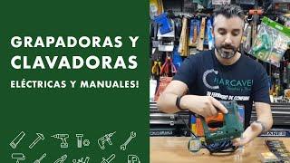 GRAPADORAS Y CLAVADORAS eléctricas y manuales!
