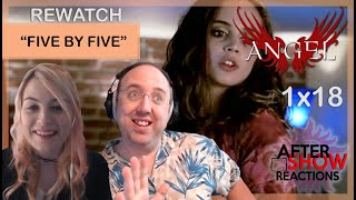 """Download Video Angel 1x18 - """"Five By Five"""" WITH Passion Of The Nerd Rewatch! MP3 3GP MP4"""
