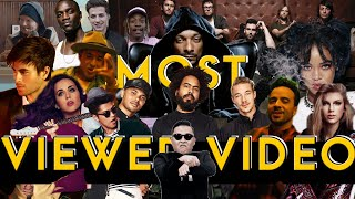 Top 5 Most Viewed videos of all time 2020updated#hit5hub #worldrecord#5facts#youtube#billion#views