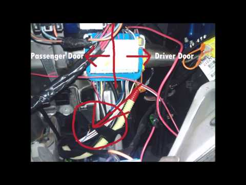 Ctlguhol furthermore Std moreover Steering Column further How To Disable Gm Passlock System E as well Hqdefault. on gm passlock security system