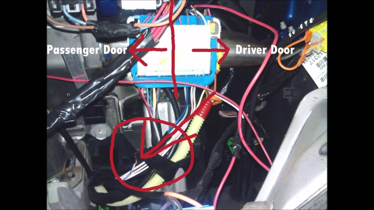 chev colorado passlock bypass hack [ 1280 x 720 Pixel ]