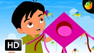 Pattam (Kite) | Chellame Chellam | Tamil Rhymes For Kutties