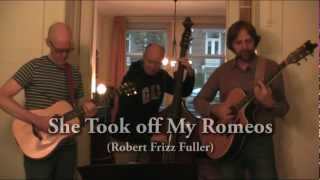 She took off my romeos (David Lindley cover) by JOE