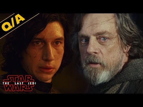The Last Jedi: Whose Power Scares Luke - Star Wars Explained Weekly Q&A