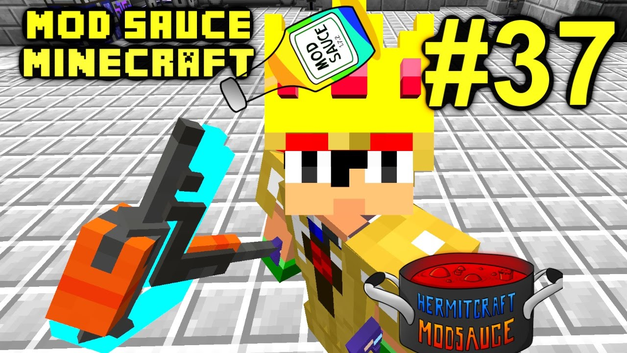 Minecraft Mod Sauce Ep  37 - Automation Mods