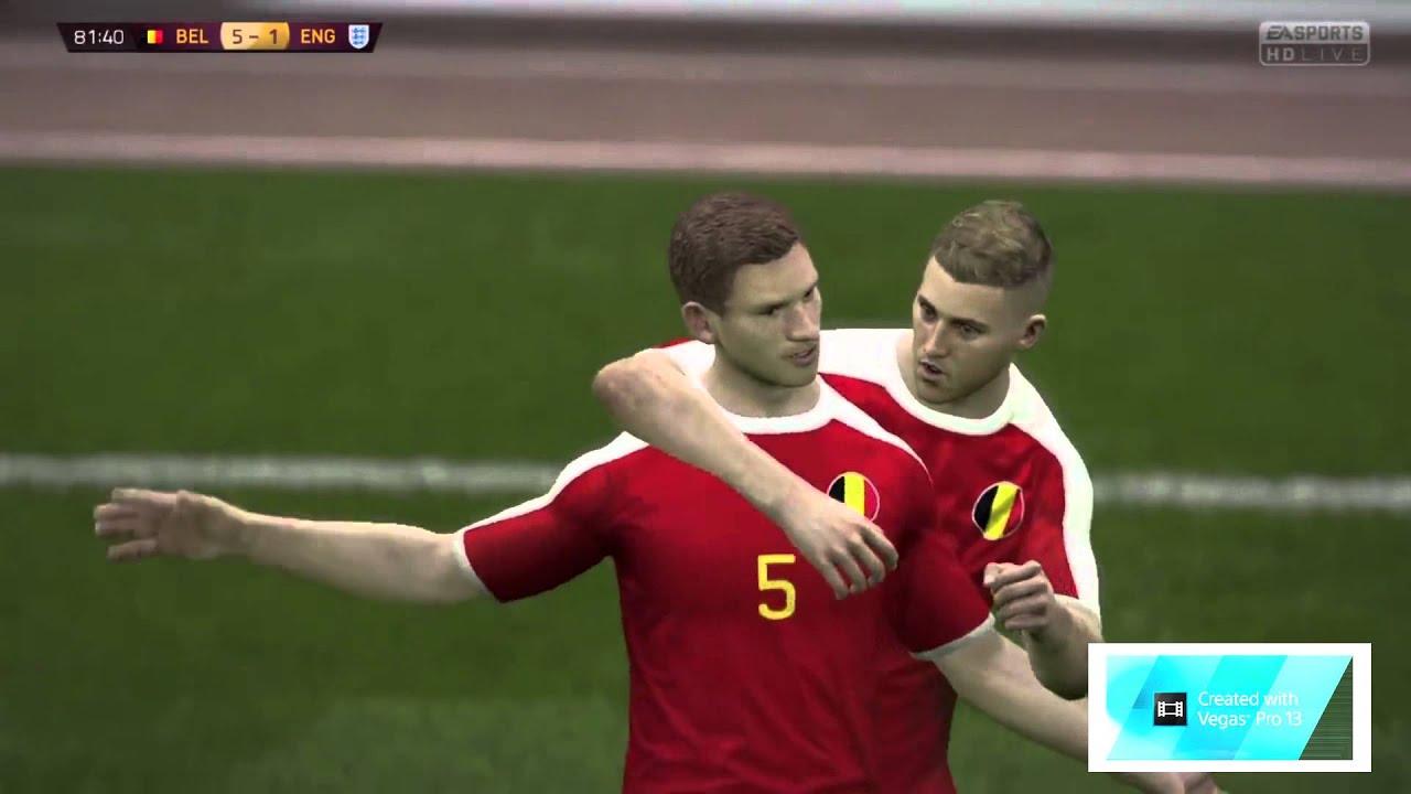 Fifa 15 Free Kick Jan Vertonghen