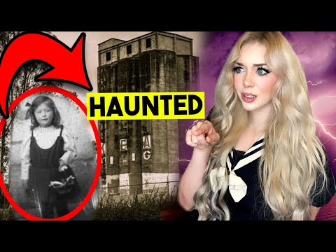 Do NOT go to This CREEPY HAUNTED PLACE OVERNIGHT!! (*Scary Abandonded Mill*)