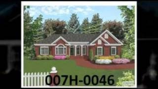 Ranch House Plans By The House Plan Shop