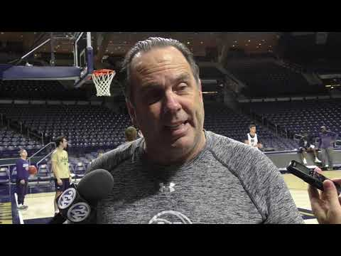 Notre Dame Head Coach Mike Brey On the Team's Chance of Making NCAA Tournament