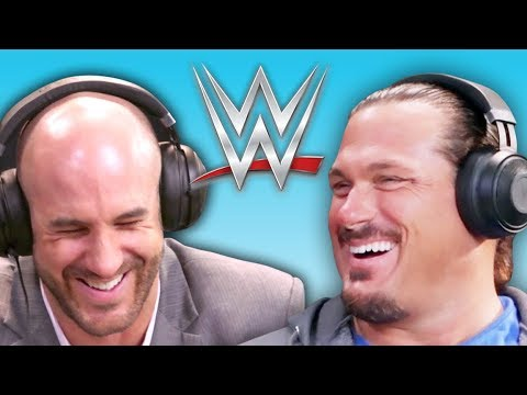 WWE SUPERSTARS TRY NOT TO LAUGH?