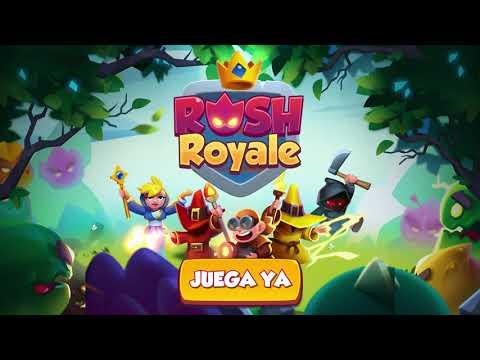 Rush Royale | Avance oficial del juego.