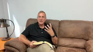 Scripture and Prayer Time - 2 Samuel 23 & Psalm 89