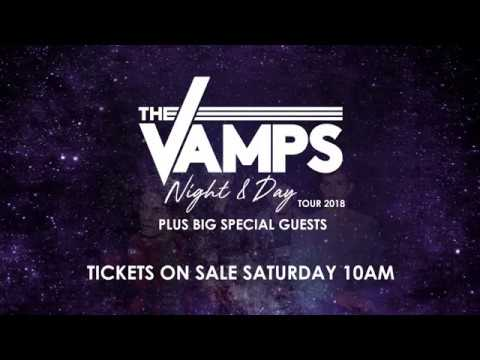 The Vamps Tour 2020 The Vamps schedule, dates, events, and tickets   AXS