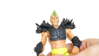 Kane WWE Create a Wrestler Rocker Set Unboxing & Review!!