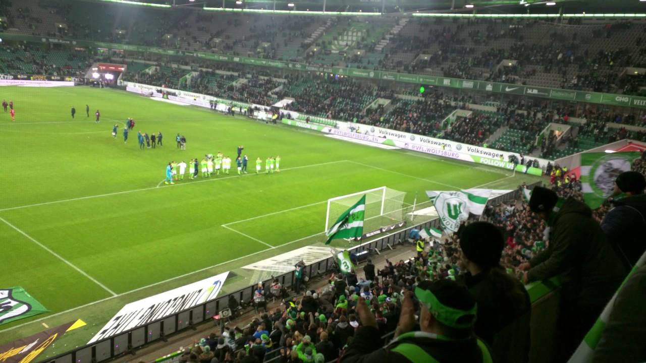 Eintracht Frankfurt Vfl Wolfsburg