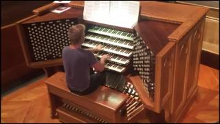 Stars and Stripes Forever on the V/120 Austin Organ opus 2795 by Adam Brakel