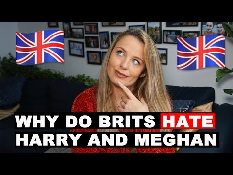 Foreigner Reacts to Harry and Meghan Moving to Canada | Megxit