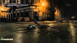 Ninja Gaiden 3 - Iniciando o Jogo [HD]