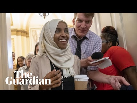 Democrat Ilhan Omar says Donald Trump is a 'fascist'