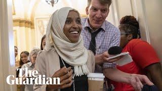 Democrat Ilhan Omar says Donald Trump is a 'fascist'