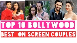 Top 10 bollywood best on screen couples (Dks news)