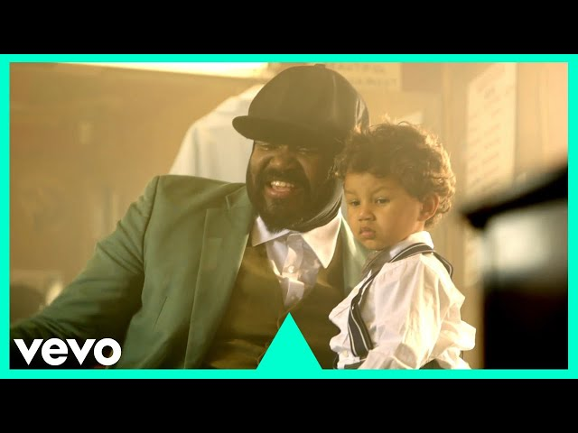 Gregory Porter – Don't Lose Your Steam (Official)