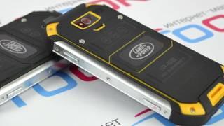 land Rover V19: Обзор защищенного телефона с большой батареей  Texno24