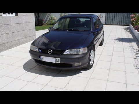 opel vectra b 1998 youtube. Black Bedroom Furniture Sets. Home Design Ideas