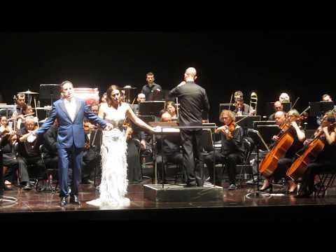 Juan Diego Florez & Ruzan Mantashyan, 'Sulla Tomba', Lucia Di Lammermoor (Donizetti)