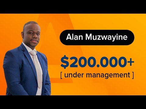 Alan Muzwayine - About Striving For Success, Money-Management And Positive Thinking | AMarkets