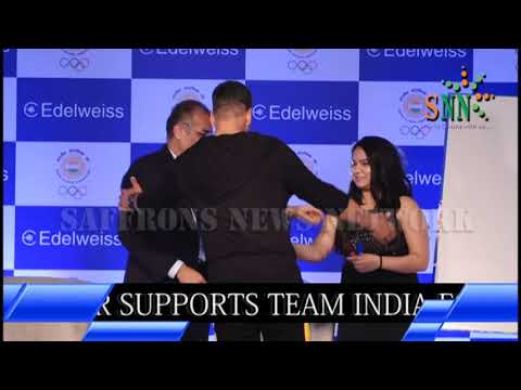 EDELWEISS & AKSHAY KUMAR SUPPORTS TEAM INDIA FOR ASIAN GAMES 2018 02
