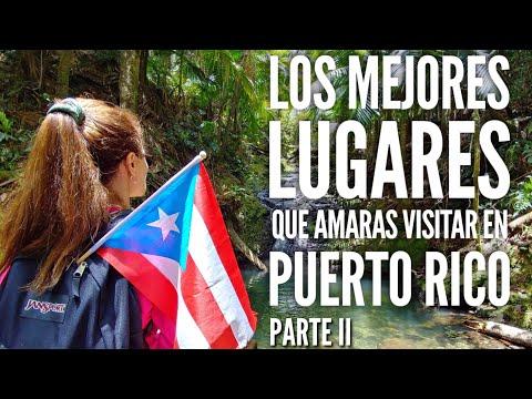Los Mejores Diez Lugares que Amaras Visitar en Puerto Rico - [Top 10 - Parte 2]