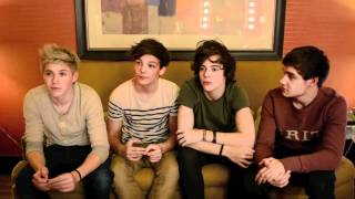one direction sings big time rush song so cute